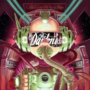 The Darkness - Last Of Our Kind - promo album cover pic - 2015 - #061115TDMOSF