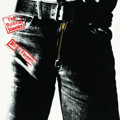 The Rolling Stones - Sticky Fingers - promo album cover pic - #030611MJKRMOS3