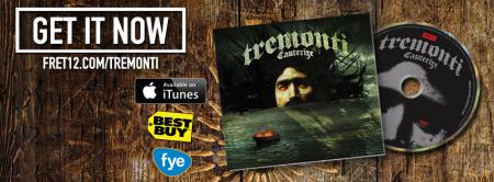 Tremonti - Cauterize - promo album banner pic - 2015 - #TMOSRLN061815