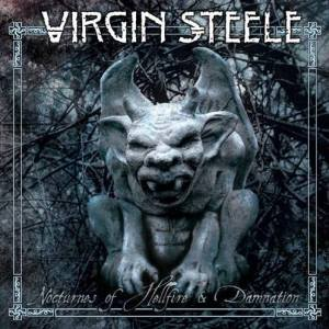 Virgin Steele - Nocturnes of Hellfire & Damnation - promo album cover pic - 2015 - #0623NIHSLBLN