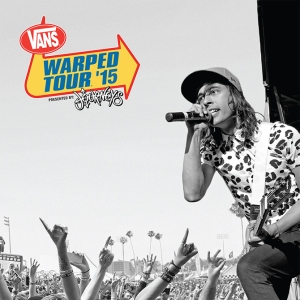 2015 - Vans Warped Tour 2015 - compilation album cover pic - #MO5533NB