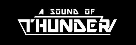 A Sound Of Thunder - official band logo - 2015 - #330720MOMMBSS
