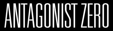 Antagonist Zero - promo band logo - 2015 - #0724MOILMMNS