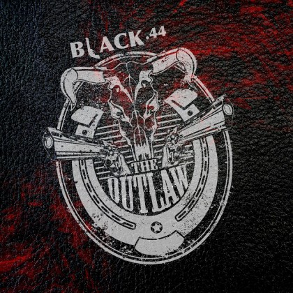 Black .44 - The Outlaw - promo album cover pic - 2015 - MO0222