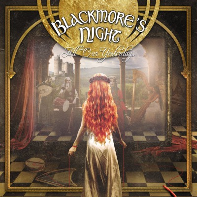 Blackmore's Night - All Our Yesterdays - promo album cover pic - 2015 - #MOKNSMS333
