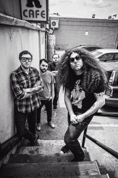 Coheed And Cambria - publicity pic - 2015 - #33H33MONSMGTDLS99