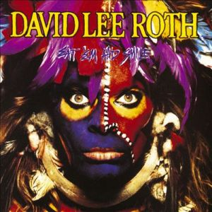 David Lee Roth - Eat Em And Smile - promo album cover pic - 1986 - #MSMSNSOTLF33