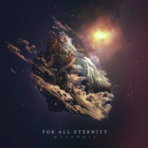 For All Eternity - Metanoia - promo album cover pic - 2015 - #330713GNILAMAS