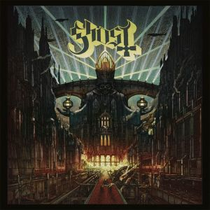 Ghost - Meliora - promo album cover pic - 2015 - #33MMBSSMO44