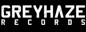 Greyhaze Records - label logo - b and w - 2015 - #33MODLMSM
