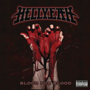 Hellyeah - Blood For Blood - promo album cover pic - 2014 - #3399033MNMSSWAF