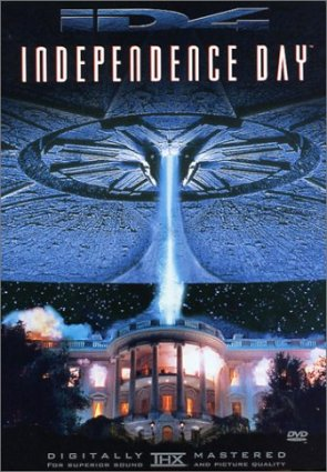 Independence Day - promo DVD cover sleeve - #04MO33NASLG