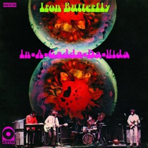 Iron Butterfly - In-A-Gadda-Da-Vida - promo album cover pic - 1968 - #IBMOMNMSTOLF