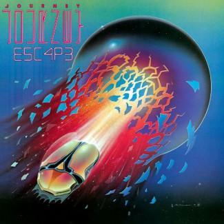 Journey - Escape - promo album cover pic - 1981 - #MMSAMNS0801
