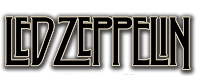 Led Zeppelin - classic band logo - #071385MOSLMNMS33