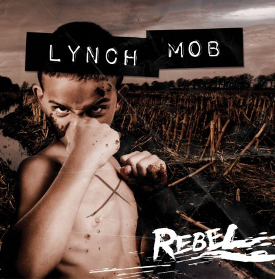 Lynch Mob - Rebel - promo album cover pic - 2015 - #33NBMSMOS33