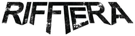 Rifftera - Classic Band Logo - 2015 - #7714SMAMBSOT26