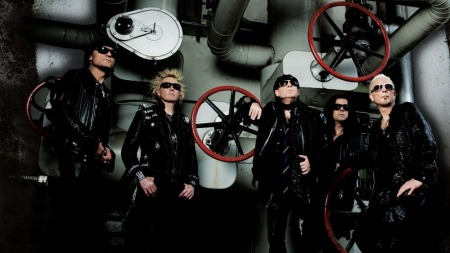 Scorpions - promo band pic - 2013 - #33SNSSMF393