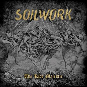 Soilwork - The Ride Majestic - promo album cover pic - 2015 - #33MILDAMSTO