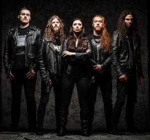 Unleash The archers - publicity band pic - 2015 - #330030SMNMSOP99