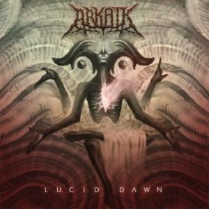 Arkaik - Lucid Dawn - promo album cover pic - 2015 - #03039303