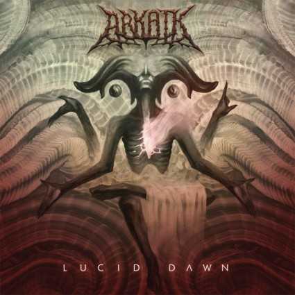Arkaik - Lucid Dawn - promo album cover pic - 2015 - #03039303