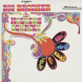 Big Brother And The Holding Company - debut album - 1968 - #335506MMMSS01