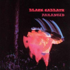 Black Sabbath - Paranoid - promo album cover pic - #1970GMMMSALBTO06