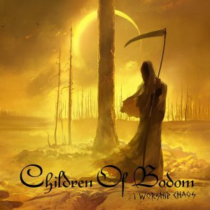 Children Of Bodom - I Worship Chaos - promo album cover pic - 2015 - #MMSAGMSL33033
