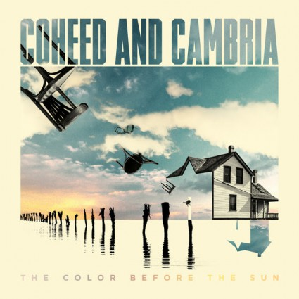 Coheed And Cambria - The Color Before The Sun - promo album cover pic - 2015 - #0303141101MNMMS