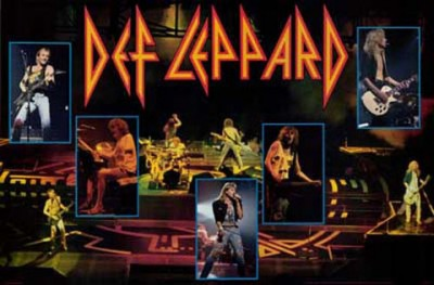 Def Leppard - Live concert photos poster promo pic - #3377733MMGMLJESAS