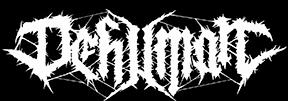 Dehuman - Classic Band Logo - #33MMNSSOT9396