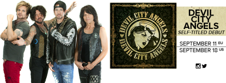 Devil City Angels - promo album banner - band photo - 2015 - #MMGMSALB3333
