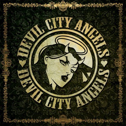 Devil City Angels - promo album cover pic - 2015 - #33777MMGMSALB33