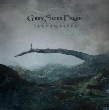Grey Skies Fallen - Earthwalker - promo album cover pic - 2015 - #33MMILMNSASF33777