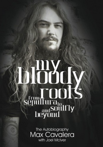 Max Cavalera - My Bloody Roots - promo book cover pic - 2014 - #3304MMGMSALSOT