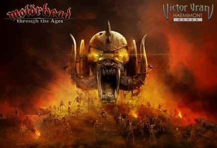 Motorhead - Through The Ages - promo pic - #001 - 2015 - ILMF