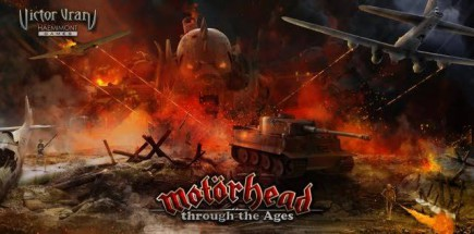 Motorhead - Through The Ages - promo pic - #003 - #2015 - ILMF