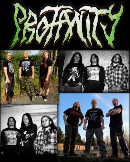 Profanity - promo band collage - 2015 - #0803MMGMSALBS0699