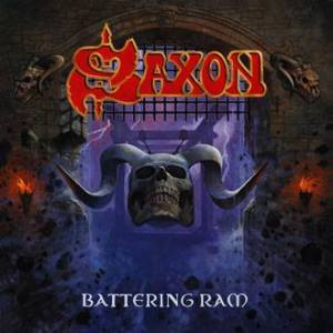 Saxon - Battering Ram - promo album cover pic - 2015 - #0933MMSAGMS33