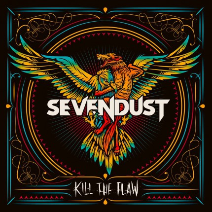 Sevendust - Kill The Flaw - promo album cover pic - 2015 - #MMMNSAOTS0608