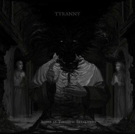Tyranny - Aeons In Tectonic Interment - promo album cover pic - 2015 - #33003399T