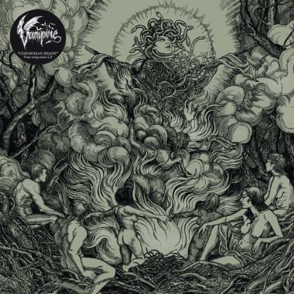 Vampire - Cimmerian Shade - promo album cover pic - 2015 - #MMMN330033777