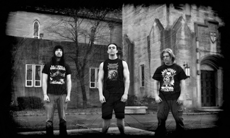 Visceral Throne - promo band pic - 2015 - #3399MMMSS