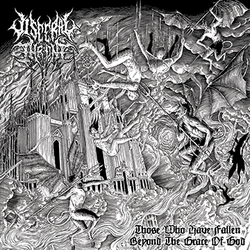 Visceral Throne - Those Who Have Fallen - promo album cover pic - 2015