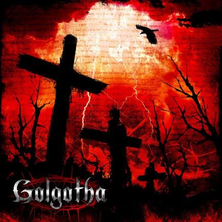 WASP - Golgotha - promo album cover pic - 2015 - #33777MMGMSAOTSFF