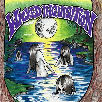 Wicked Inquisition - S:T - promo album cover pic - 2015 - #33MMSILF0303