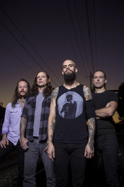 Baroness - publicity pic band - 2015 - #2416MMS
