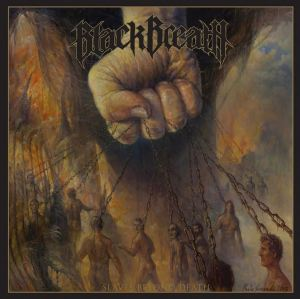 Black Breath - Slaves Beyond Death - promo album cover pic - 2015 - #03038699MO