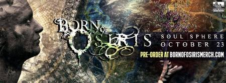 Born Of Osiris - Soul Sphere - promo album banner pic - 2015 - #NMSSOT999